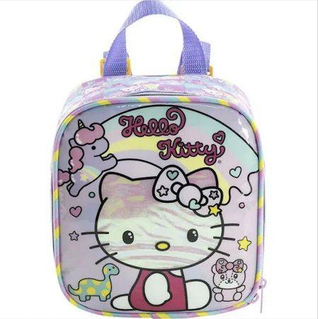 Lancheira Hello Kitty Rainbow