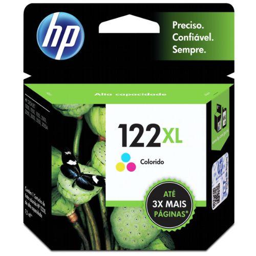 CARTUCHO HP 122 XL COLOR