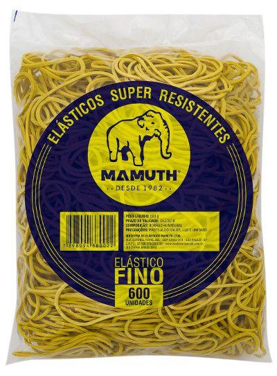 ELÁSTICO MAMUTH 500g C/600 UNIDADES