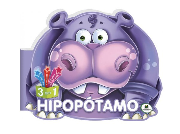Descobrindo o Mundo: Hipopótamo