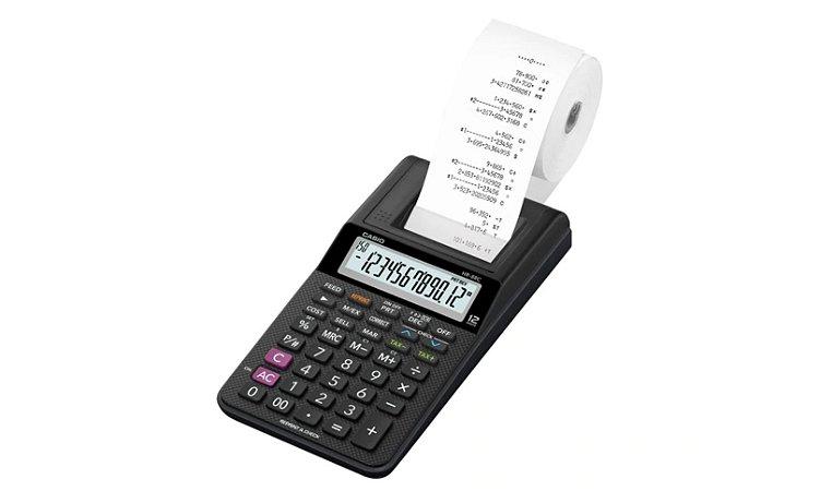 Calculadora Casio HR-8RC-BK