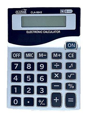 Calculadora de Mesa 8 Dígitos CLA9843