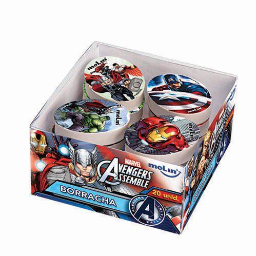 Borracha Avengers - Unidade