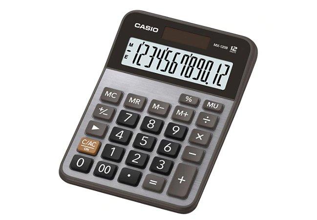 Calculadora de Mesa Casio MX-120B