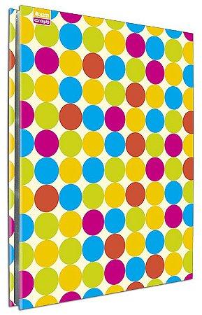 Pasta Catálogo com 25 Plásticos Ref. 4090 Chies