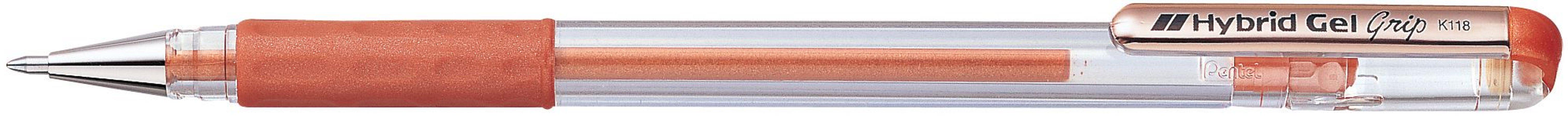 Caneta Hybrid Gel Grip 0,8 K-118