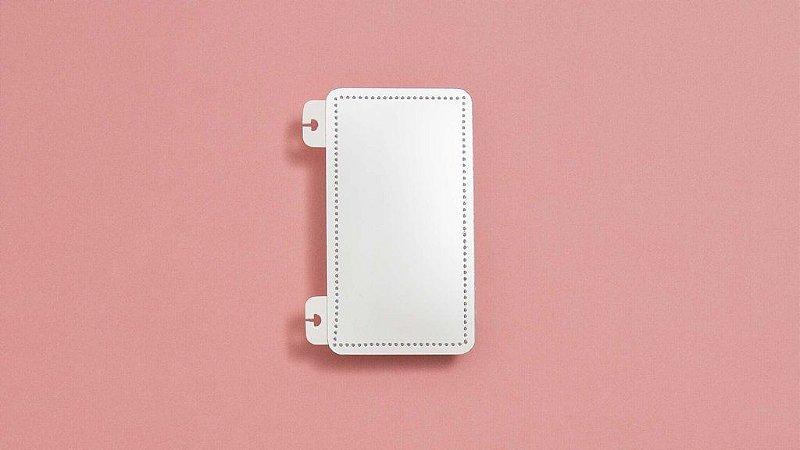 Espelho Para Caderno Inteligente