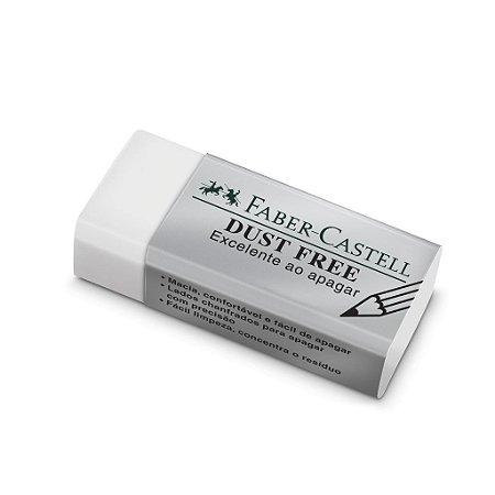 Borracha Dust Free Pequena - Faber-Castell