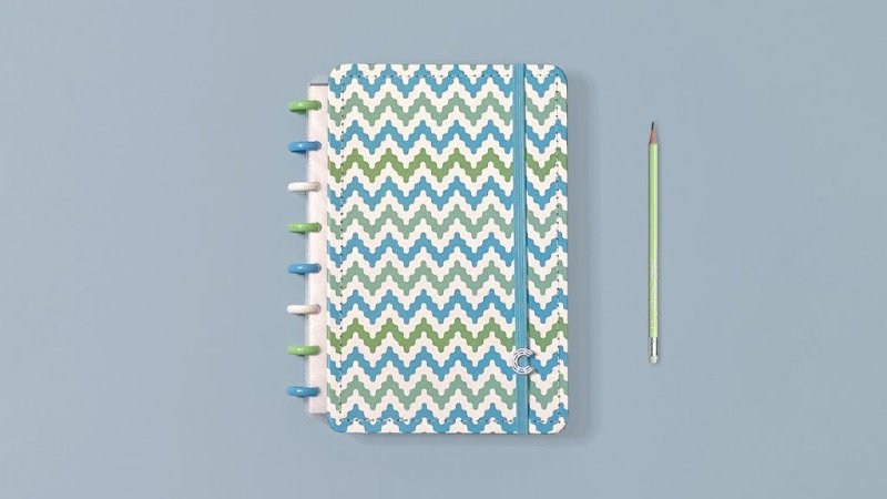 Caderno Inteligente Waves