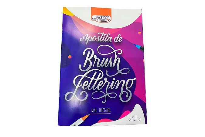 Apostila de Brush Lettering BRW