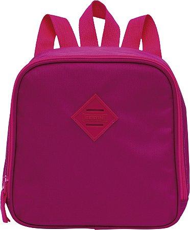 Lancheira Grande Sestini Lunch Pink