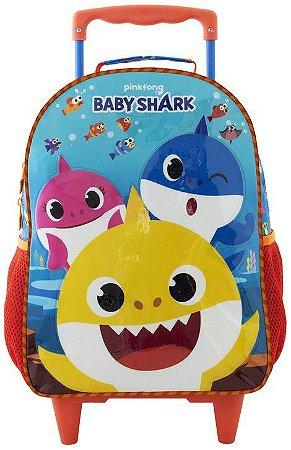 Mala com Rodas 16 Baby Shark R1