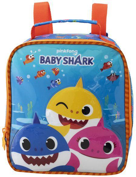 Lancheira Baby Shark R1