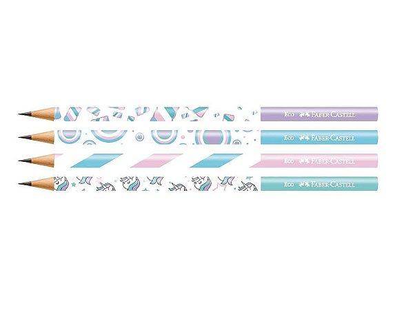 Ecolapis Grafite Marshmallow Faber - Unidade