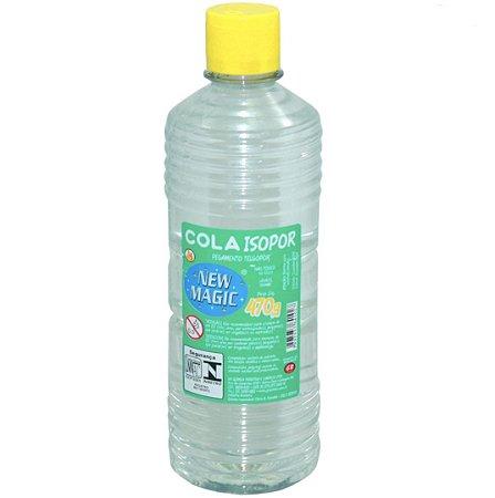 Cola para Isopor 470g New Magic