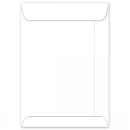 Envelope Saco branco 90g 176x250mm