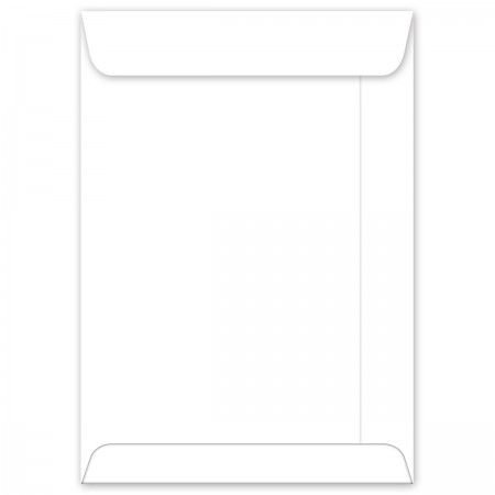 Envelope Saco branco 90g 260x360mm