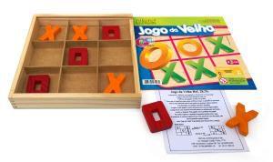 Jogo da Velha (8 pecas) - Jott Play