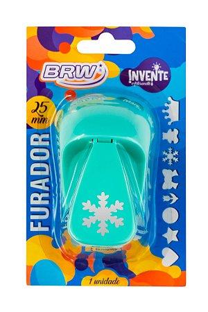 Furador de EVA 25mm Floco de Neve
