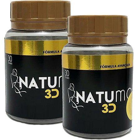 Natumax 3D - kit 2 unidades