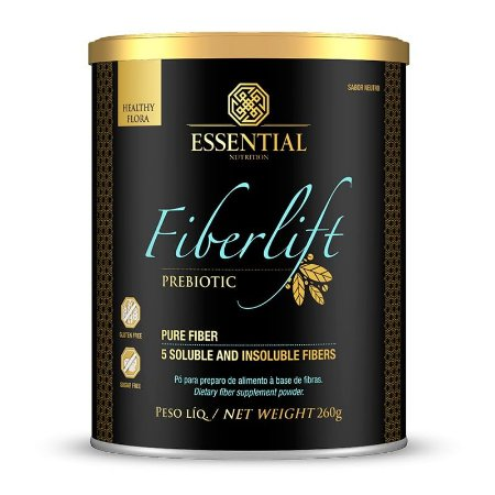 Fiberlift Prebiotic 260g - Essential Nutrition