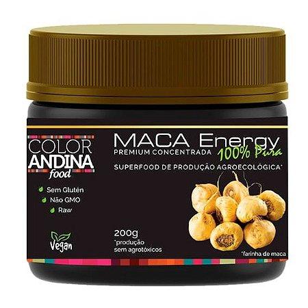 Maca Energy Andina (Amarela) 200g - Color Andina