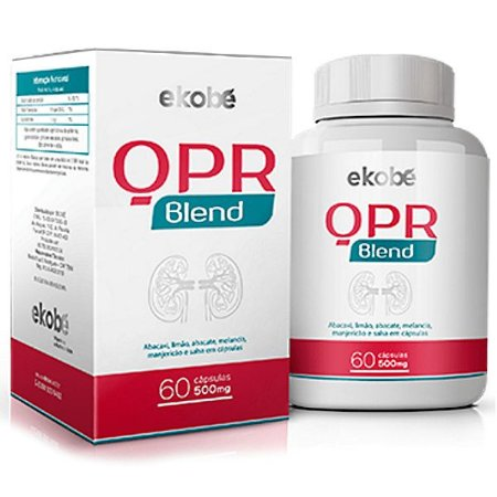QPR Blend 60 cáps - Funcionamento dos rins