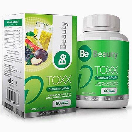 Be Beauty DToxx 60 cáps - Efeito Detox