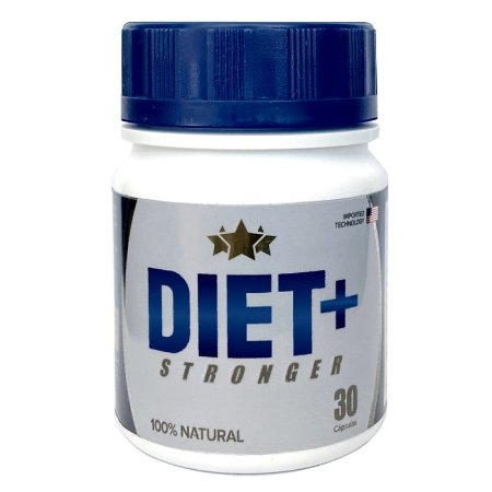 Diet + Stronger - 30 cáps