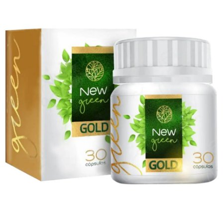 New Green Gold 30 cáps