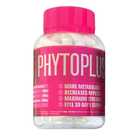 Phytoplus X - 60 Cáps