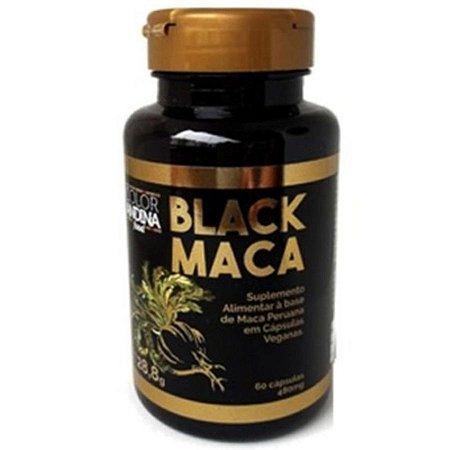Black Maca Organic 60 cáps - Color Andina
