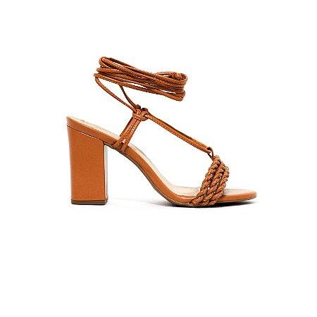 Sandália em Napa de Torçal e Amarração