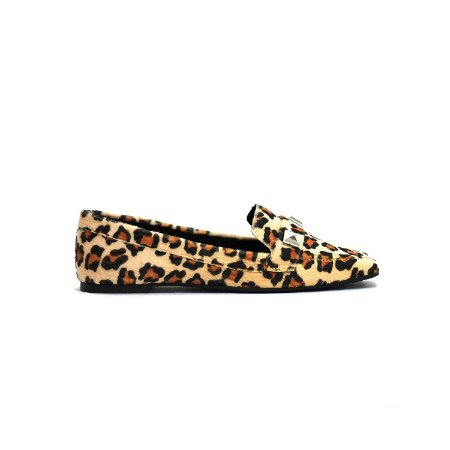 Sapatilha Loafer com Max Spikes