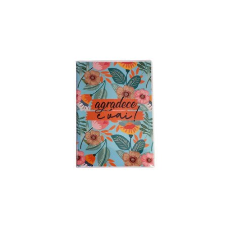 Capa de passaporte Tropicalha
