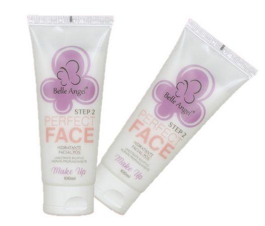 Hidratante Facial Pós Maquiagem Perfect Face Belle Angel