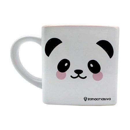 Caneca Cubo Panda 300ml