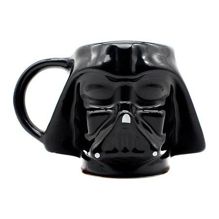Caneca Star Wars 3D Darth Vader 500ml