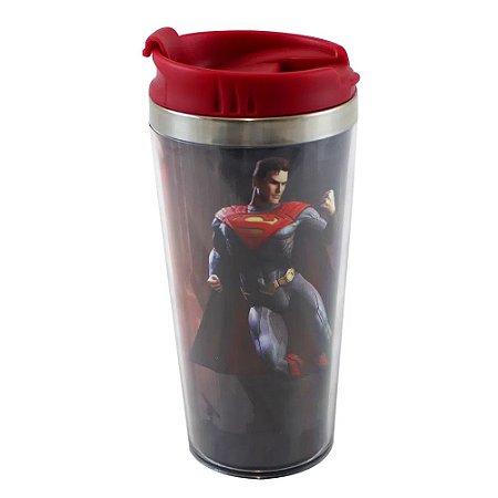 Copo Viagem DC Superman Injustice 450ml