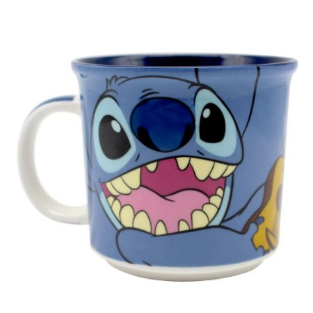 Caneca Disney Stitch 350ml