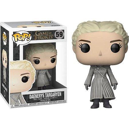 Funko Pop Game of Thrones Daenerys White Coat