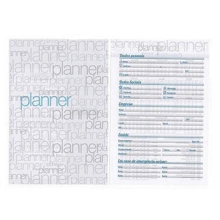 Miolo de Planner Permanente