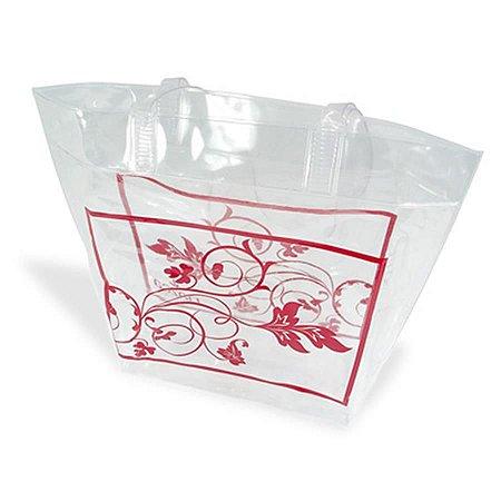 Sacola Xícara Simples, pacote com 100 peças