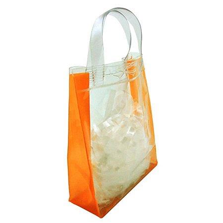 Sacola Hot Bag 21x16 com fundo de 6 cm