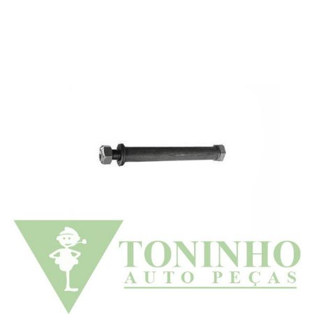 PARAFUSO COXIM TRASEIRO CABINE COM ARRUELA E PORCA VW (2TA899369)