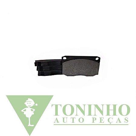 JOGO DE PASTILHA DE FREIO F4000 85/98 (BE5Y2267A)