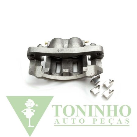 PINCA DE FREIO DIANTEIRA ESQUERDA FORD F250/F350/F4000 (3C352B121AB)