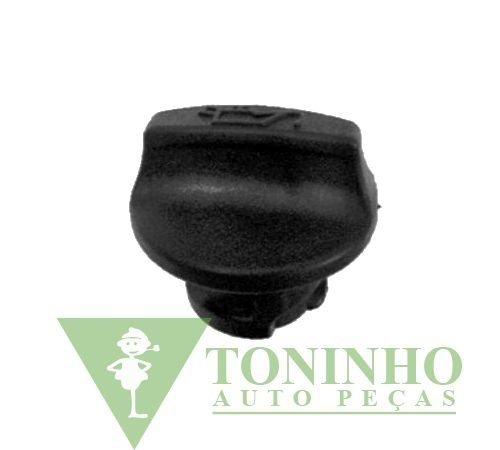 Tampa Do Óleo Do Motor GM S10 (12655473)