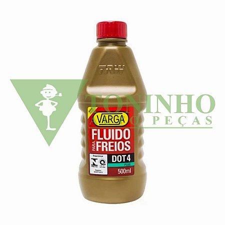 FLUIDO FREIO VARGA DOT 4 500ML (RCLF00054)