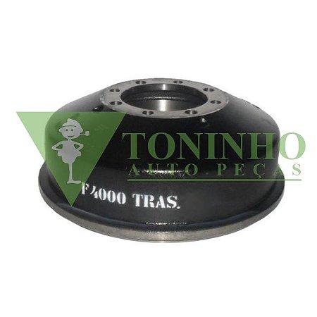 TAMBOR DE FREIO TRASEIRO FORD F4000 81/95 8F (BE1Y1126G)